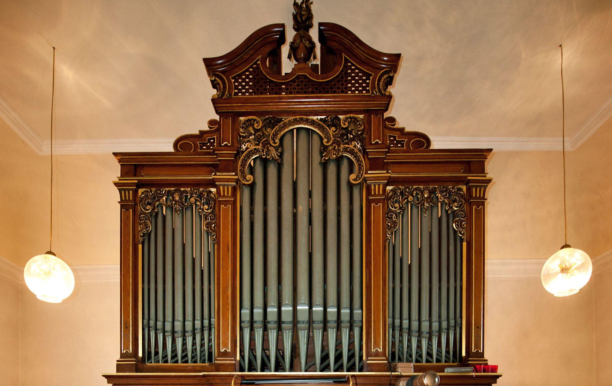 Rettet unsere Hainfelder Orgel
